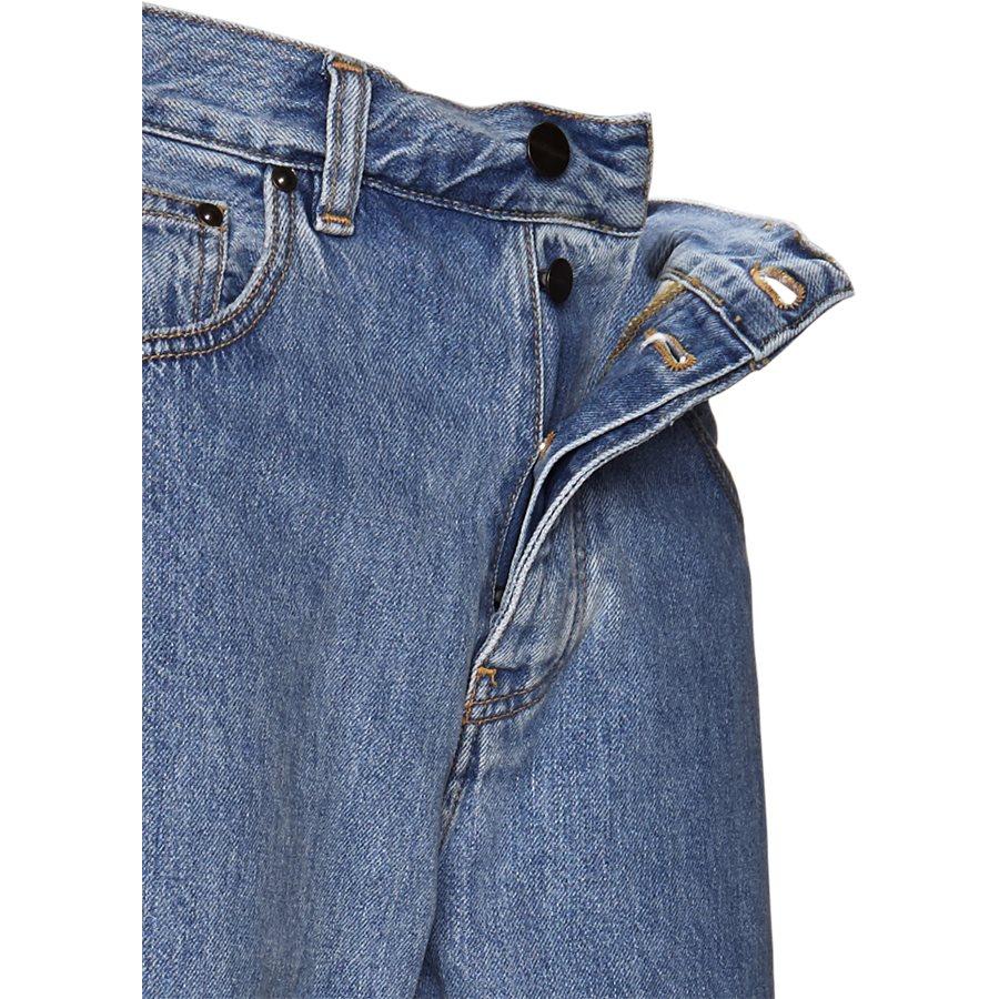 NEWEL PANT I024904 - Newel Pant - Jeans - Regular - BLUE STONE BLEACHED - 4